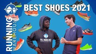 BEST Running Shoes 2021 | Top Shoe Picks From Nike, HOKA, New Balance, ASICS