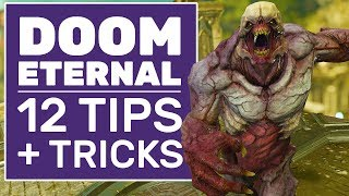 12 Doom Eternal Tips And Tricks To Conquer Hell