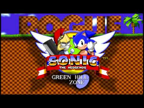 Sonic the Hedgehog - Green Hill Zone (Rogue Remix)