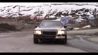 Mercedes v12. за 100.000 р. Хочу такой новый! Эпизод 10.