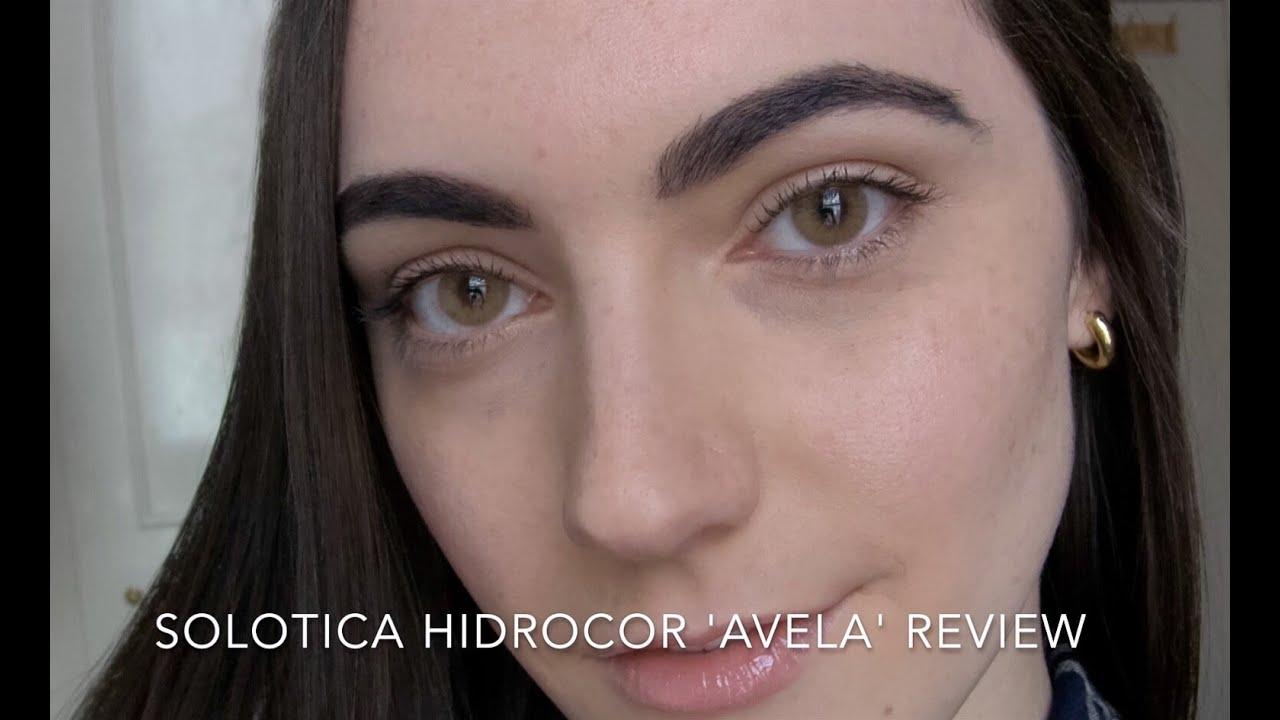 Kleurlenzen Kopen | Solotica Avela Hidrocor - Op …