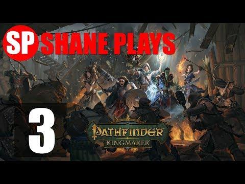 Livestream of Pathfinder: Kingmaker Alpha Test