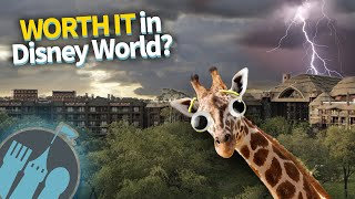 Is Disney World's Animal Kingdom Lodge Worth It?