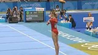 Svetlana Khorkina 2004 Olympics TF FX
