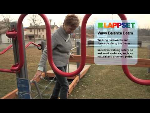Outdoor Fitness Equipment For Seniors -Fall Prevention Equipment Outdoor Fitness Equipment Seniors