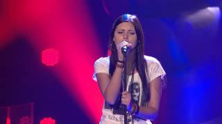 Anja Gmür - Goodbye My Lover - Blind Auditions - The Voice of Switzerland 2013