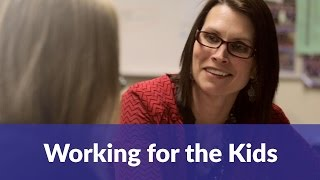 Working for the Kids: Profile of a Wisconsin Teacher