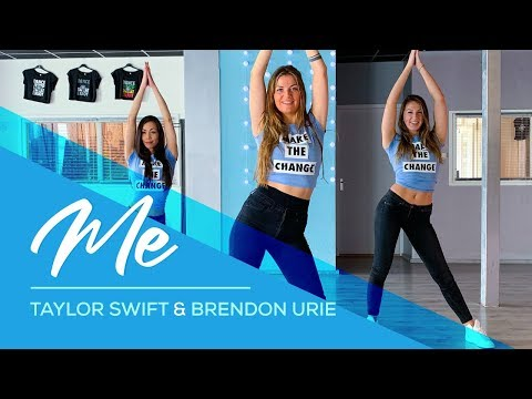 Taylor Swift - ME ft Brendon Urie Easy Fitness Dance  Choreography