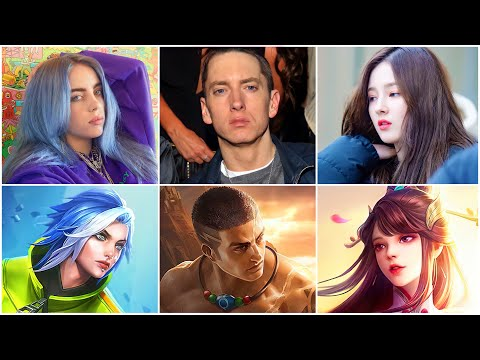 MOBILE LEGENDS HEROES IN REAL LIFE