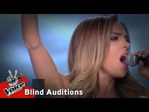 Κατερίνα Μπουρνέλη - California dreaming | 6o Blind Audition | The Voice of Greece