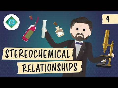 More Stereochemical Relationships: Crash Course Organic Chemistry #9