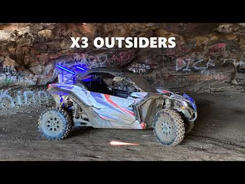 X3 OUTSIDERS VIDEO