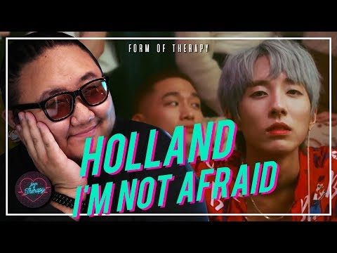 "Producer Reacts to Holland ""I'm Not Afraid"""