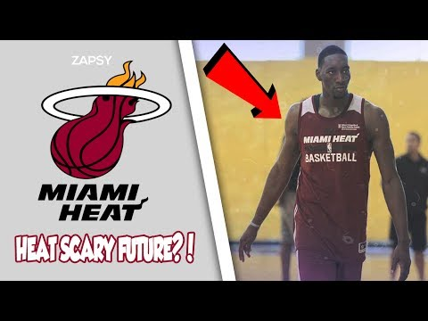 Why Bam Adebayo On The MIAMI HEAT Is SCARY?!