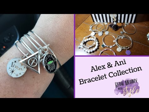 Alex & Ani Bracelet Collection  beingmommywithstyle