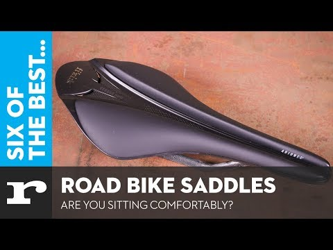 Six of the best road cycling saddles - Are you sitting comfortably?