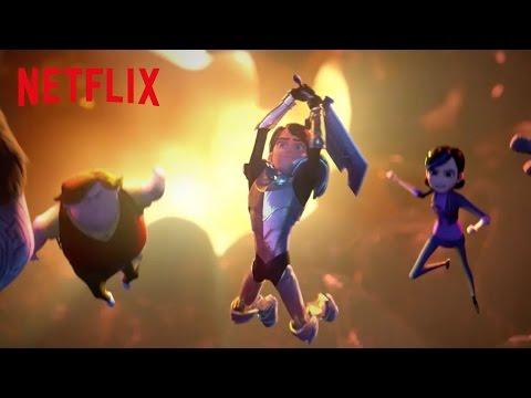 Caçadores de Trolls, da DreamWorks  | de Guillermo del Toro | Netflix | Featurette