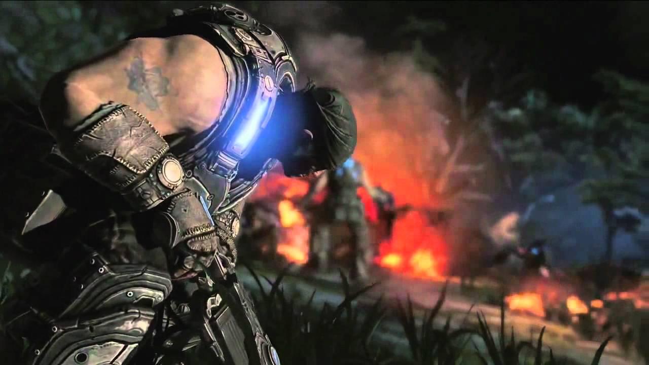 Gears of War 3 - Monster