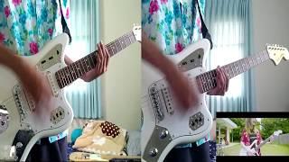 SILENT SIREN - 19 summer note. [Guitar cover]