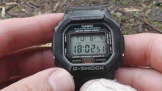 Огляд НЕУБИВАЕМЫХ Casio G-Shock DW 5600, порівняння з ProTrek. Годинник ABVGAT