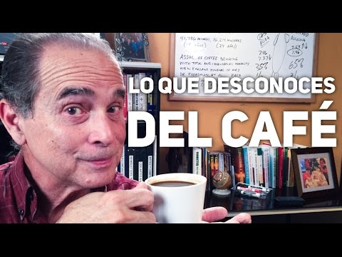 Episodio #1174 Lo que desconoces del café