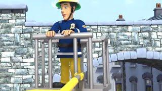 Sam il Pompiere italiano 🚒Salendo! 🔥Il meglio di Sam! 🔥 Cartoni animati