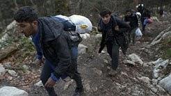 Katz-und-Maus-Spiel an der bosnisch-kroatischen Grenze