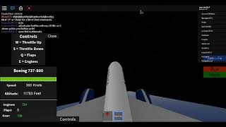 Roblox - 2013 Flight Simulator