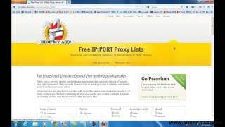 How to Change IP Address to Another Country hide IP address)