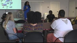 Seminar teaches ways to spot sexual traffickers