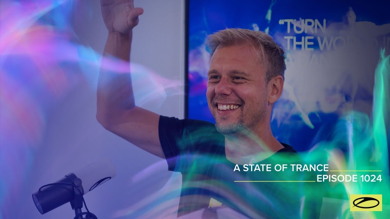 Download A State Of Trance Episode 1024 - Armin van Buuren (@A State Of Trance )