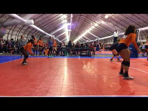 Jaila Gray - Hightower High School - Volleyball 2017-2018