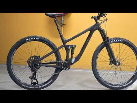 2018 NORCO'S RANGE IS DIALLED