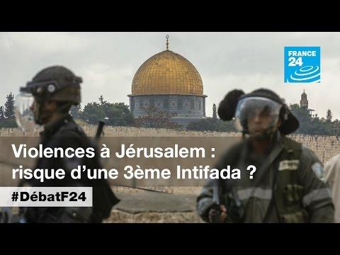 Violences à Jérusalem : le risque d'une troisième intifada ? - #DébatF24 (Partie 2)