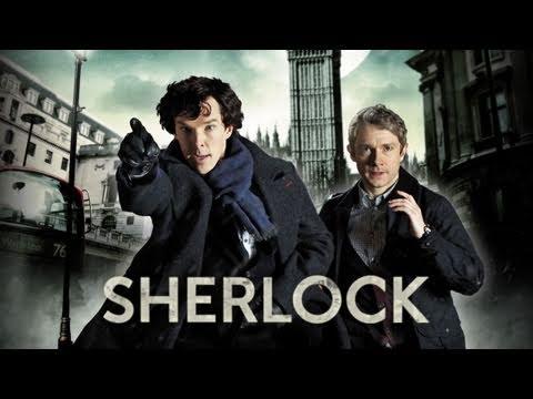 Sherlock - Staffel 1 (BBC) Trailer