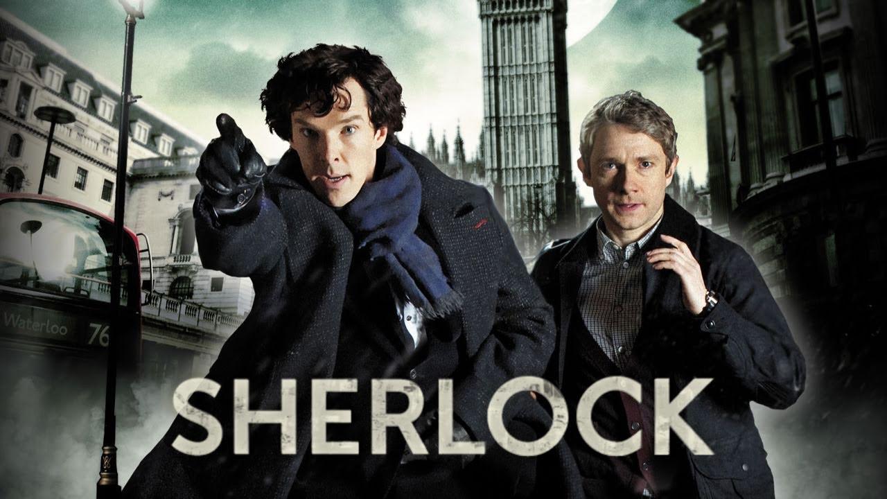 Sherlock Holmes Staffel