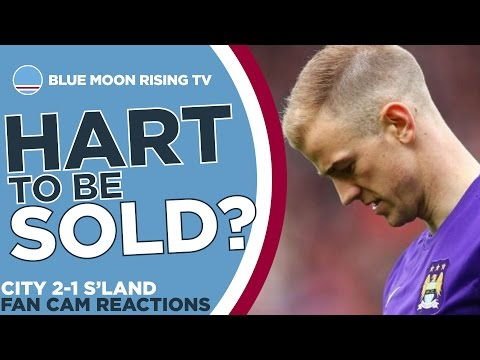 Joe Hart to be SOLD | The Fan Cam Reactions