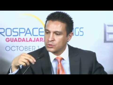 ONUDI. Aerospace Meetings Guadalajara