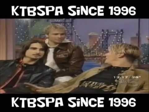 Backstreet boys |2000 The Rosie O'donnel show (full show)