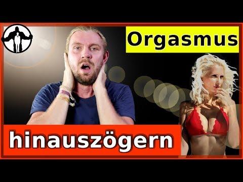 Orgasmus rauszögern - 3 einfache Prinzipien