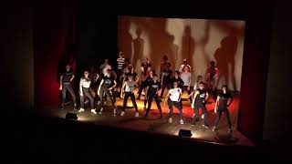 Spectacle Modern'Jazz 2018 / Claudine Benoist - Groupe Noir 2