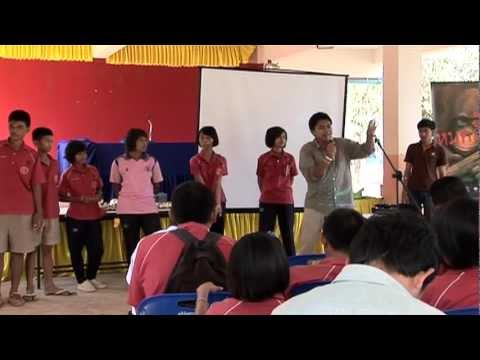 Environmental Outreach and Education - Thailand
