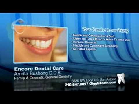 Encore Dental Care Movie Ad
