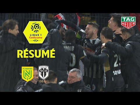 FC Nantes - Angers SCO ( 1-2 ) - Résumé - (FCN - SCO) / 2019-20