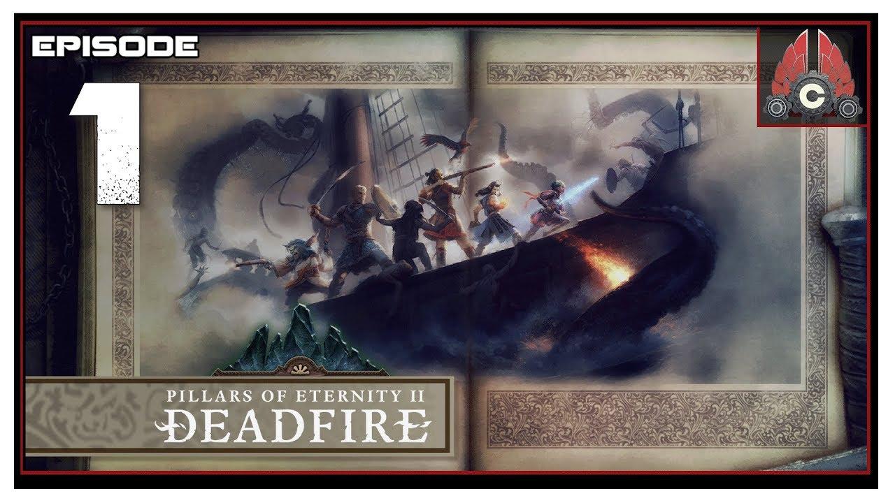 Pillars of Eternity II: Deadfire on Steam