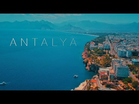 Antalya amazing Turkey 4K The Land of Legend