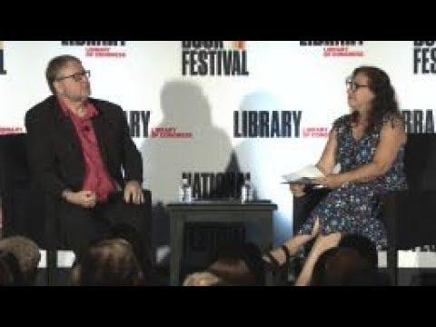 Luis Alberto Urrea: 2018 National Book Festival
