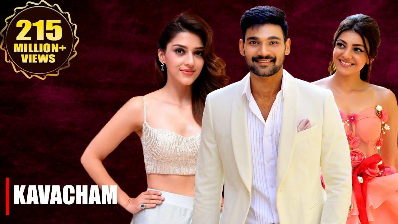 KAVACHAM Full Hindi Dubbed Movie | Bellamkonda Sreenivas, Kajal Aggarwal, Neil Nitin Mukesh