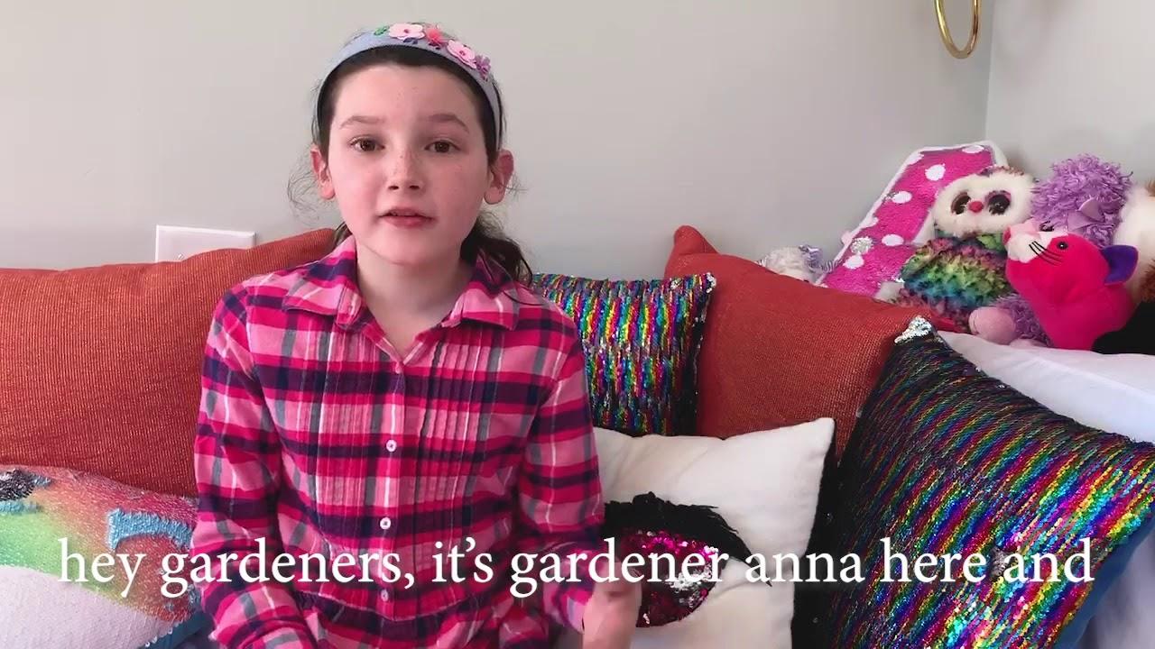 A Message From Gardener Anna 📢 We Got This Gardeners!