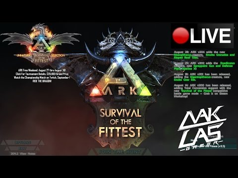 [LIVE] ARK : survival evolved มาลุย Fittest